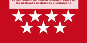 La Comunidad de Madrid facilita algunas gestiones de Extranjería