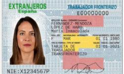 Nuevo modelo de Tarjeta de residencia para extranjeros