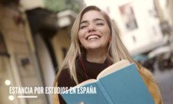 Estancia por estudios en España